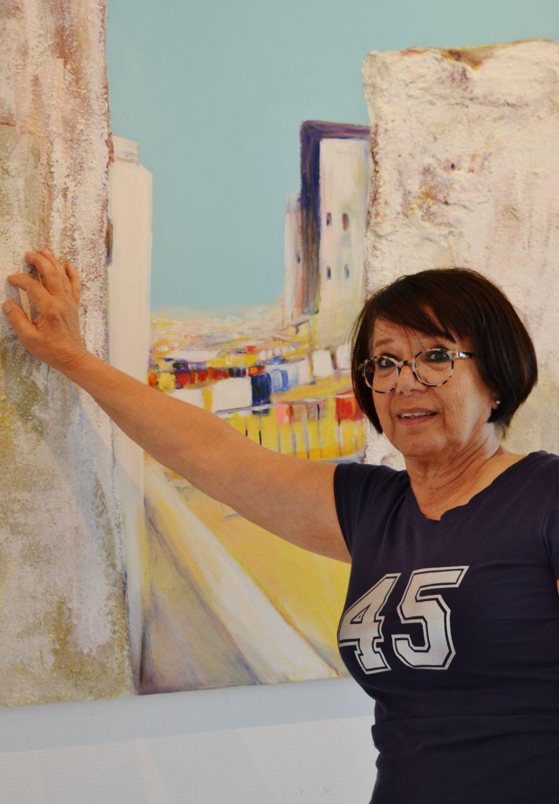 L'Algérie d'Assia Dubois, de mémoire, Galerie de l'Orme de Biscarrosse jusqu'au 29 avril