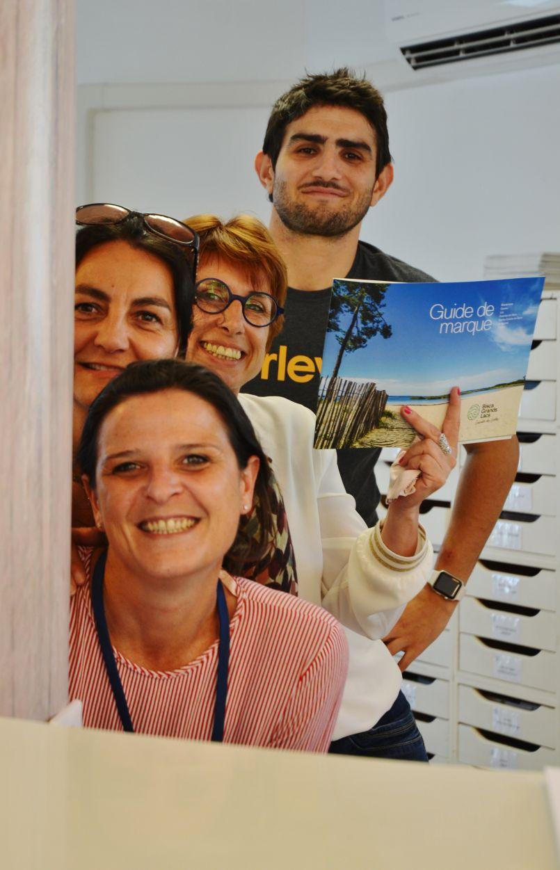 Promouvoir et croire en son territoire : la marque 'Bisca Grands Lacs' officialisée à Gastes