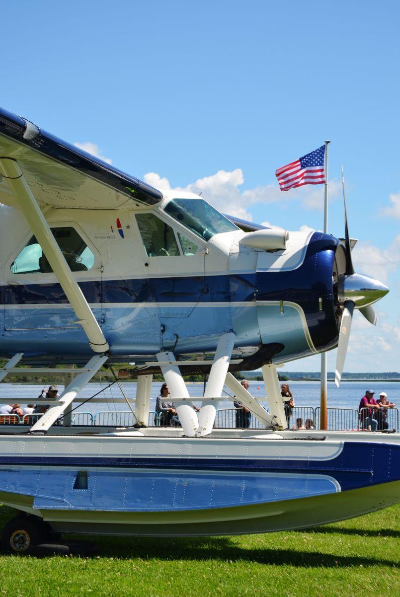 Et si Biscarrosse renouait avec son patrimoine industriel aéronautique ? Peut-être des pistes