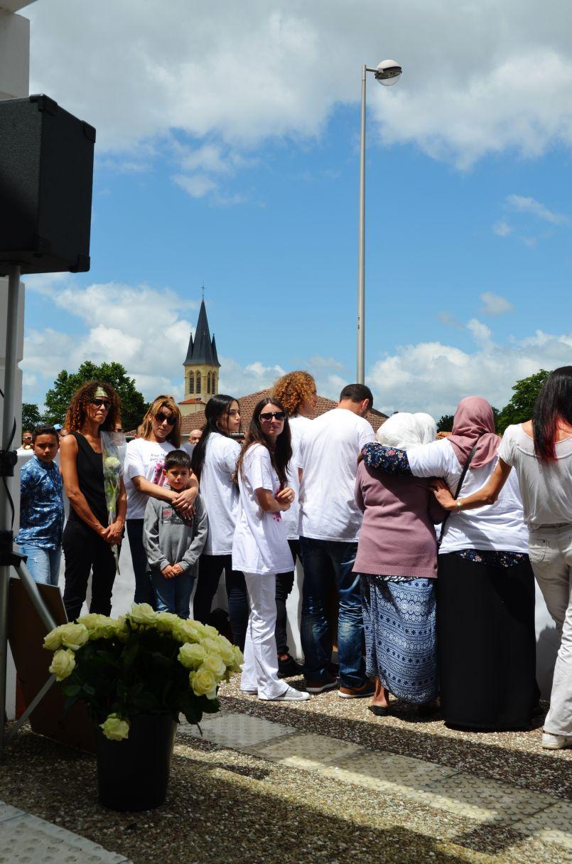 Ychoux : une 'Marche blanche' pour ne pas oublier et dénoncer, en hommage à Saïd