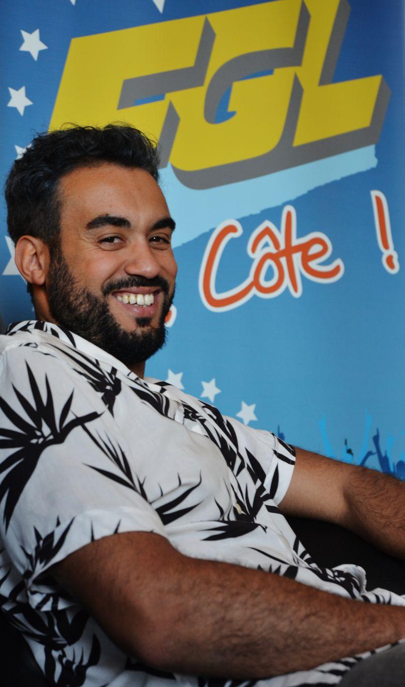 Herjay, jeune artiste bordelais originaire des Landes, était l'invité de la rédaction d'FGL.