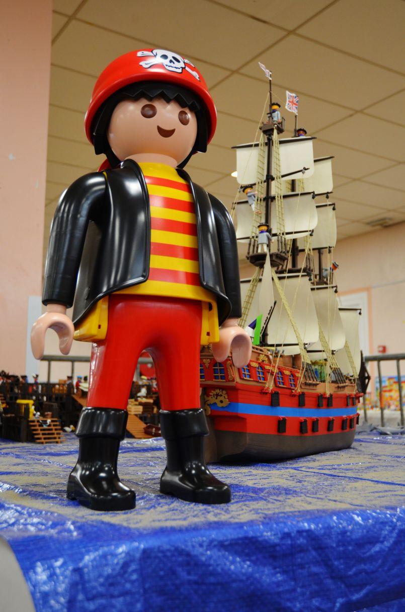 Biscarrosse : l'insolite avec le 1er Salon du Playmobil dans les Landes