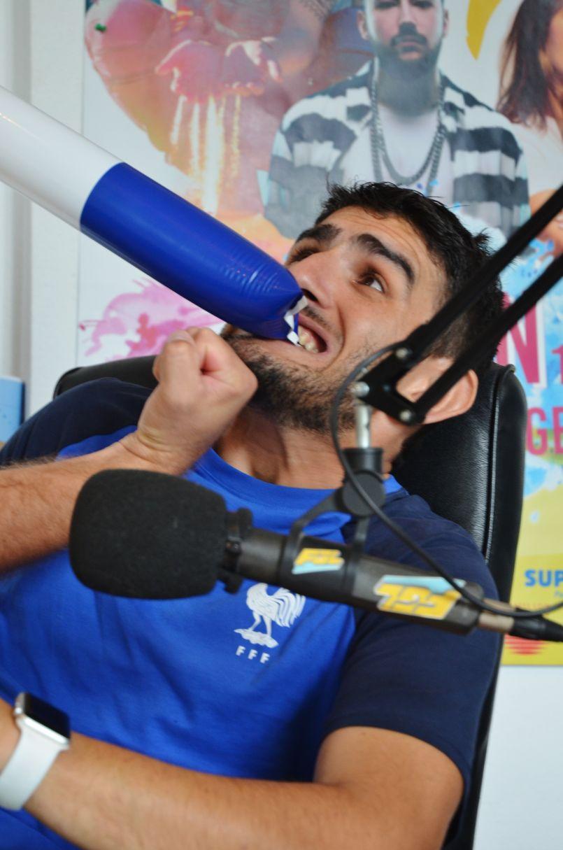 Coupe du Monde de football : FGL a évidemment ses piètres chroniqueurs, Karim et Didier