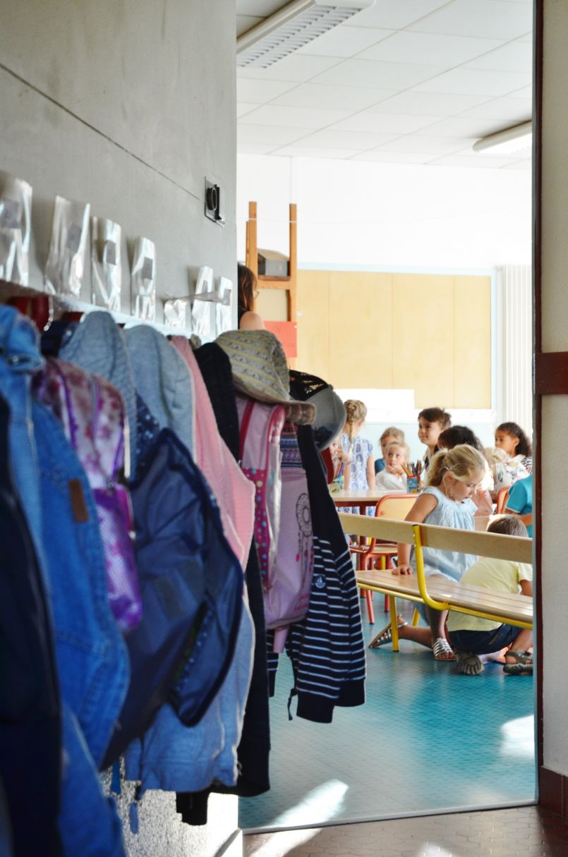 Rentrée scolaire 2018/2019 dans les Landes sous le soleil et la joie, hormis à St Sever