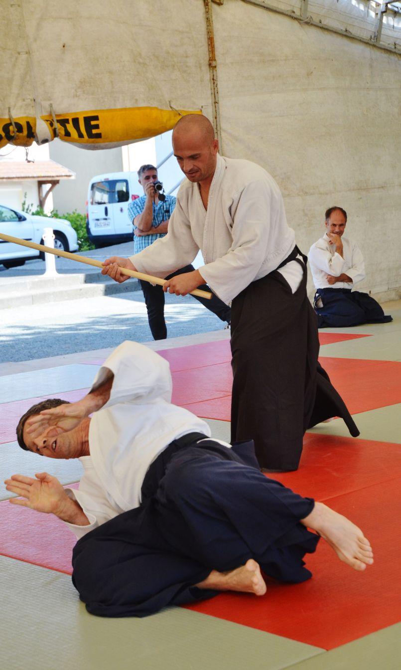Focus sur l'AMA, Association Mimizannaise d'Aïkido
