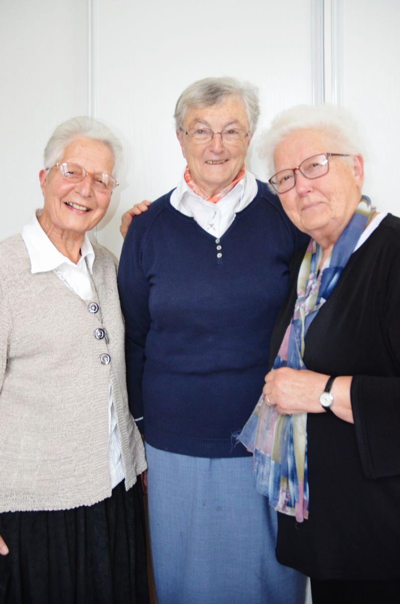 Libres paroles avec 'Les Servantes de Marie' qui, à Biscarrosse, fêtent 50 ans de présence