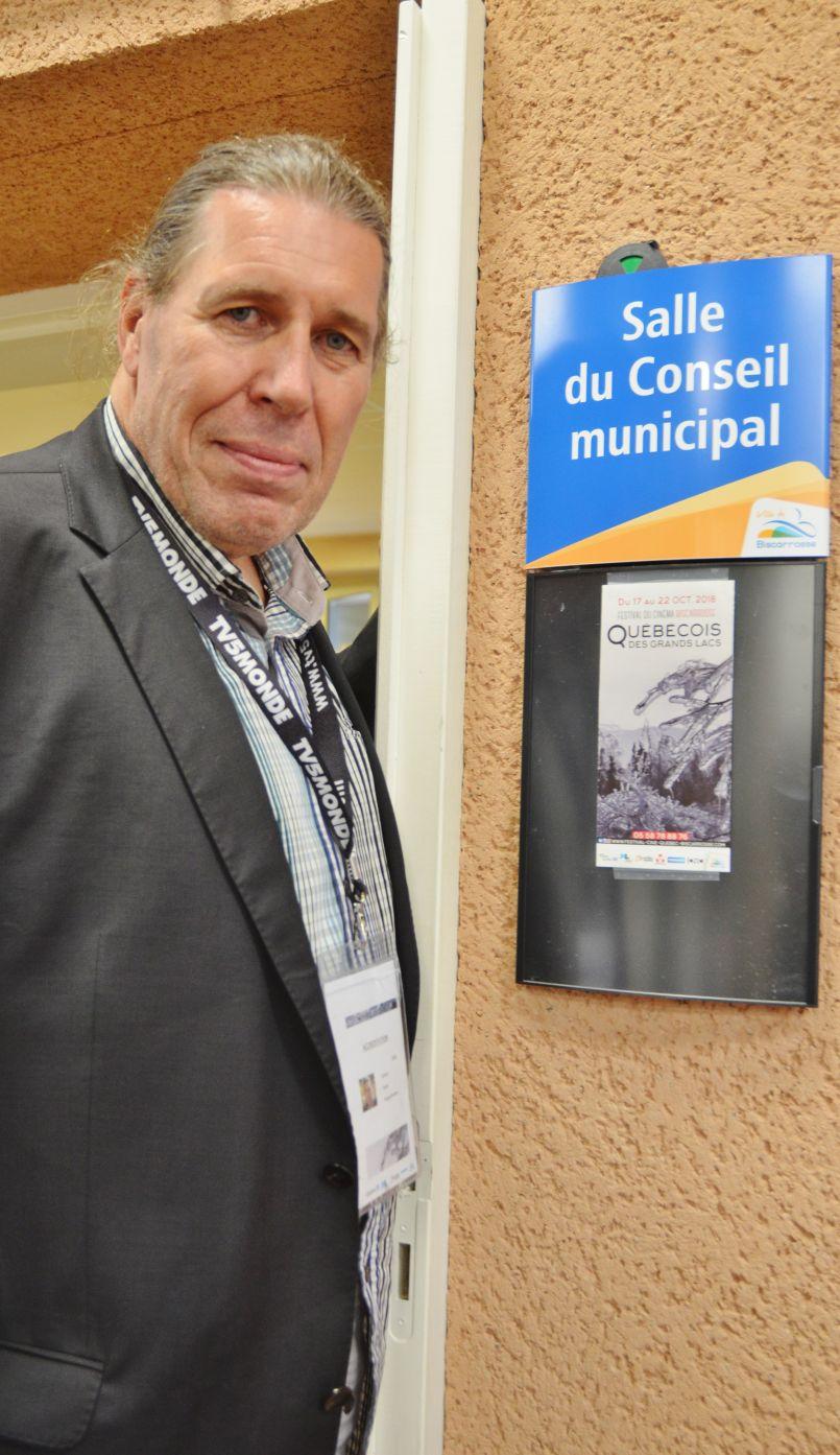 Avec l'accent québécois, jusqu'au 22 octobre, pour le Festival de cinéma Biscarrossais...