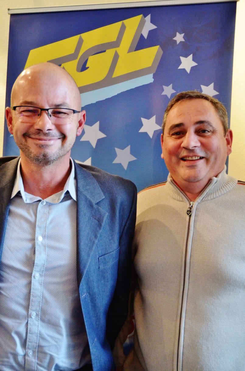 Ils ont quitté le PS landais pour conjuguer 'APRES' : Patrick Dorville et Antoine Parot