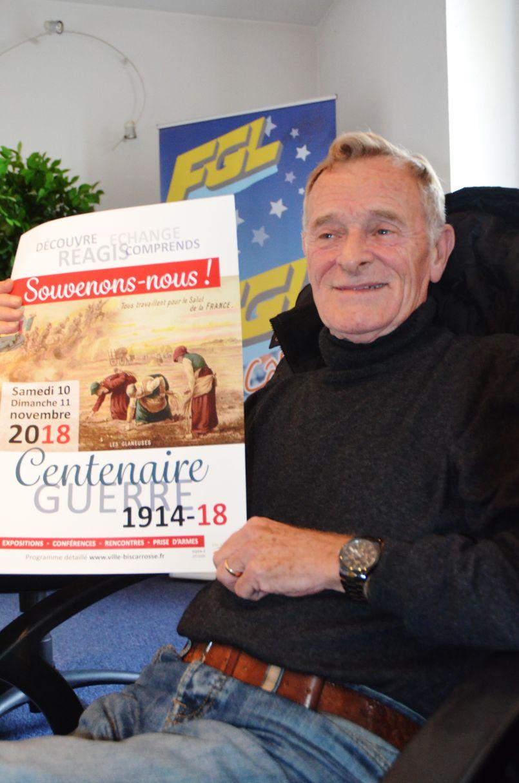 'Centenaire de la grande guerre 14/18' : Biscarrosse se souvient du rôle des landaises...