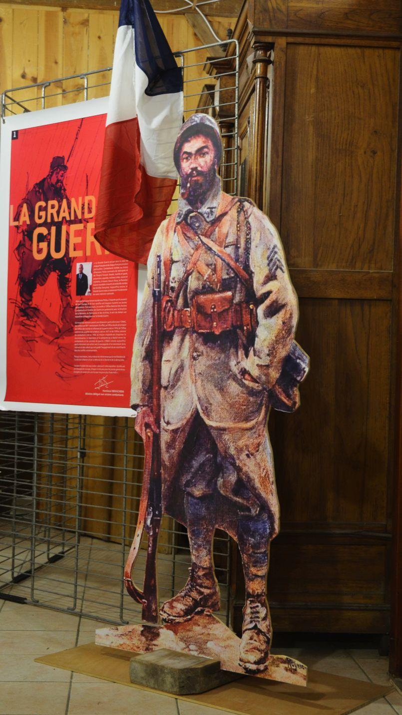 La grande guerre 14/18 revisitée, Musée des traditions de Biscarrosse jusqu'au 11 novembre