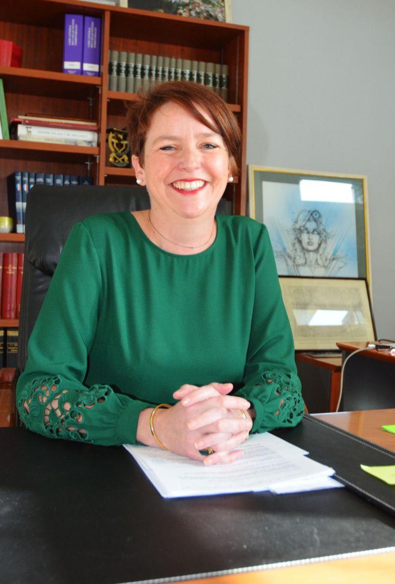 Voeux Sanguinetois : PLU et future école abordés par la maire Raphaëlle Miremont