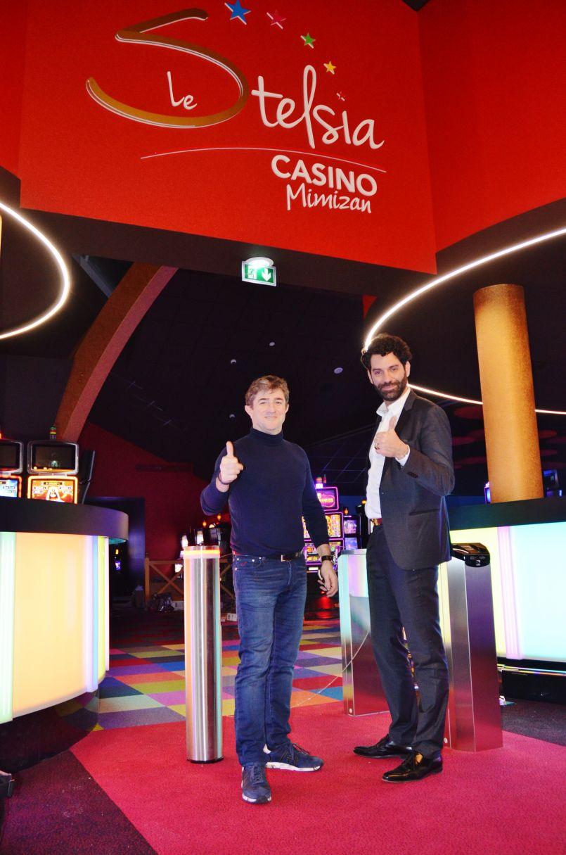 Stelsia Casino Mimizan : le groupe Ginestet entend gagner dans les Landes son pari...