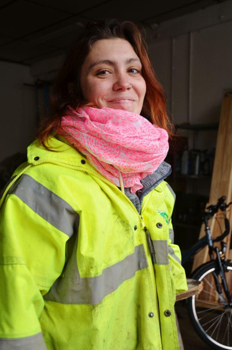 Un quotidien facilité grâce aux vélos offerts par Vermilion aux 'Chemins de l'Insertion des Grands Lacs'