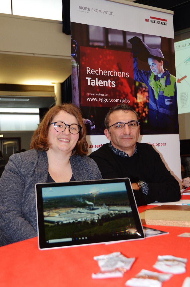 Forum des métiers de Mimizan : un déficit d'image à combler pour l'industrie chez les jeunes