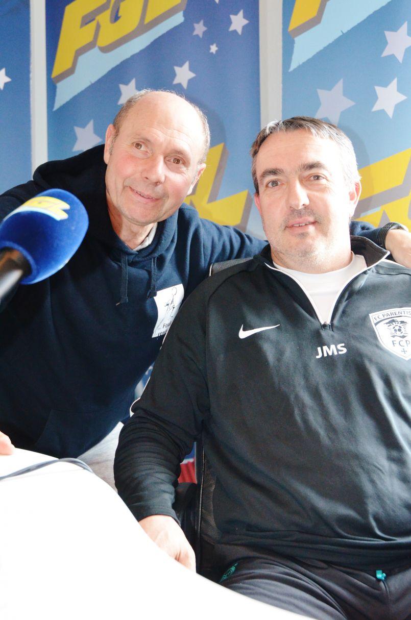Football Club de Parentis en Born : objectif Coupe des Landes pour sauver la saison