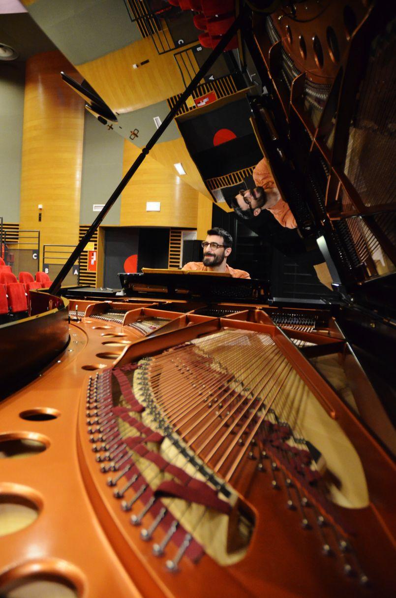 Les futurs 'grands' du piano étaient à l'Arcanson Biscarrosse : 'Master classes 2019'