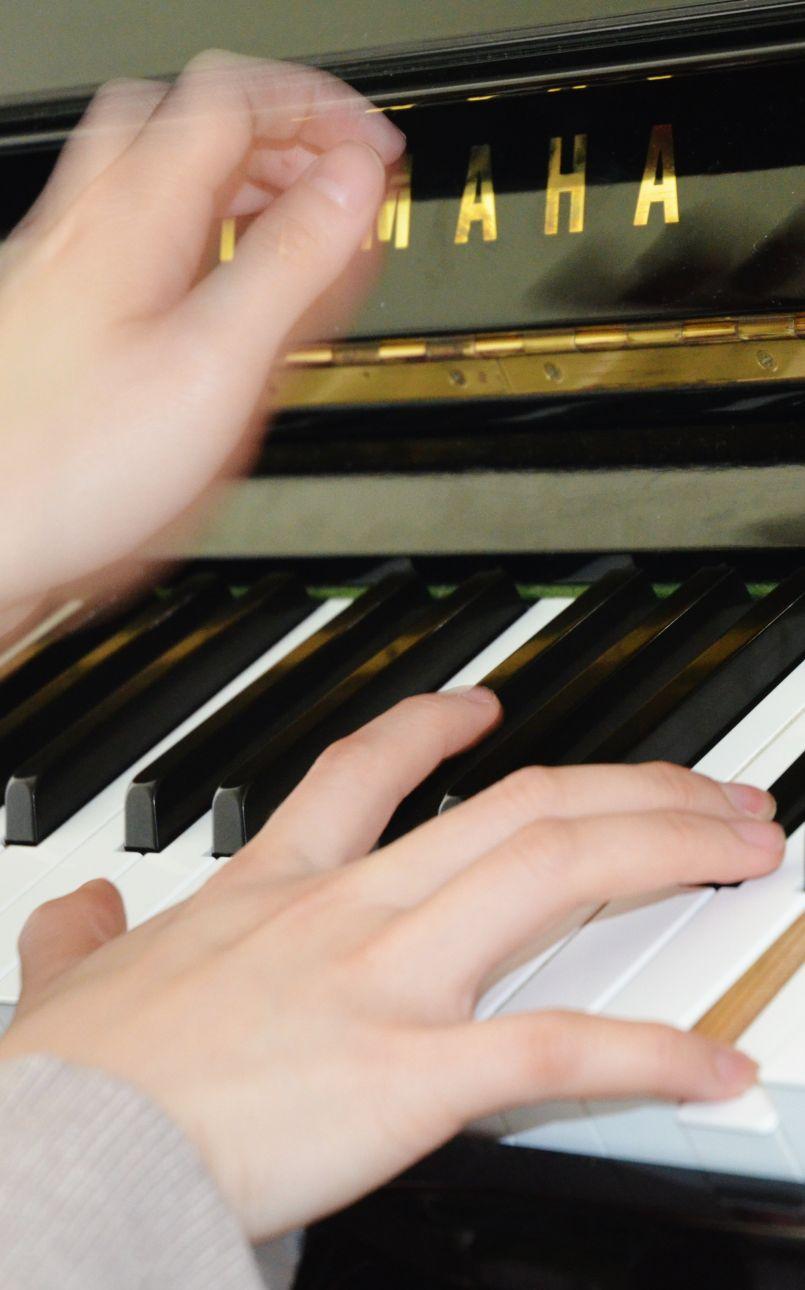 Le Piano était roi au Centre culturel l'Arcanson de Biscarrosse du 22 au 28 avril