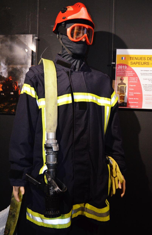 Pompiers du monde à l'honneur Musée de l'hydraviation à Biscarrosse, 'Des Ailes de feu'...
