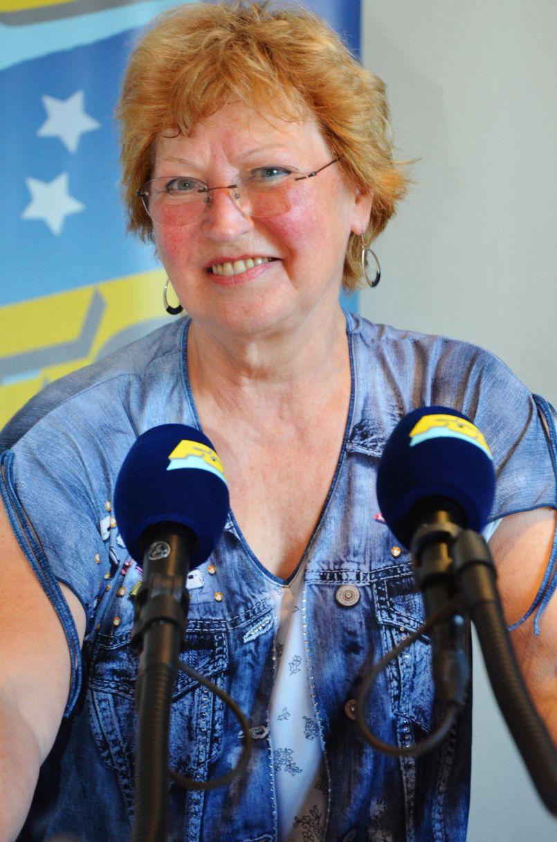 Comité de jumelage Biscarosse-Forcheim : 'Stammtisch' pour les quatre années de la présidente...