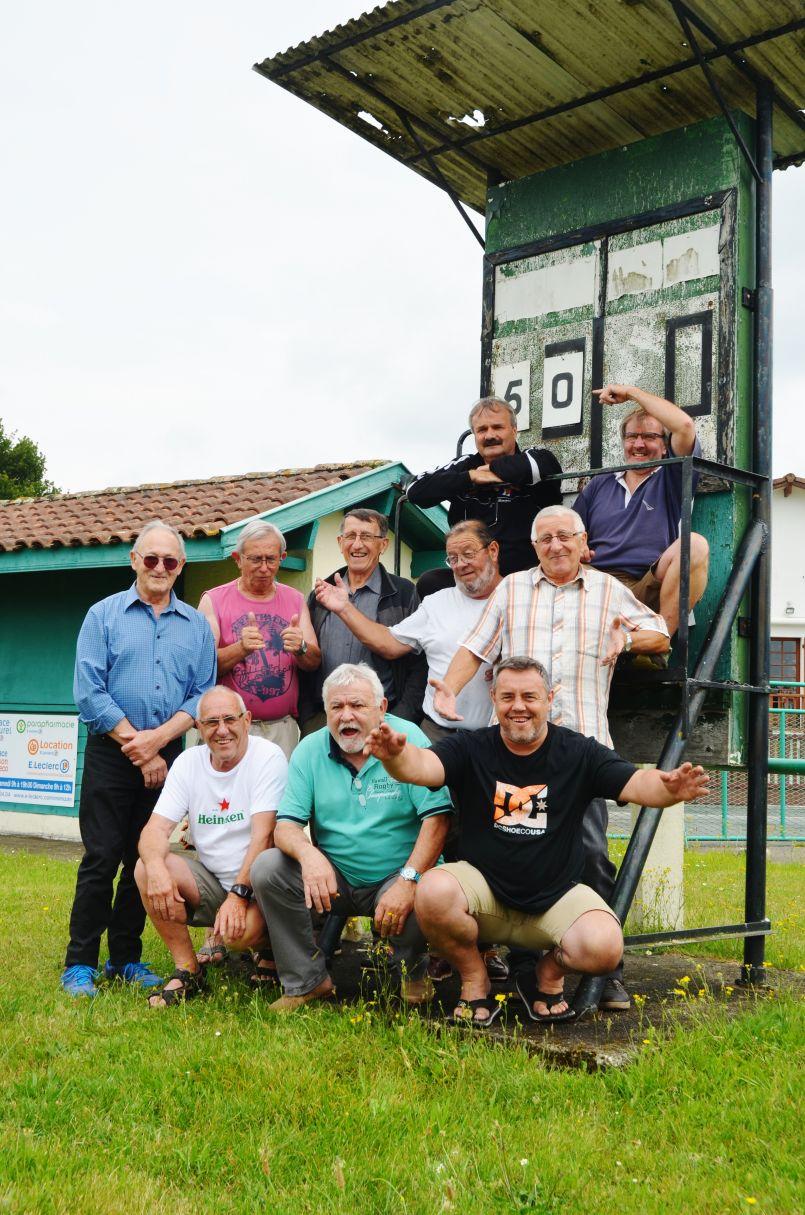Rugby Club de Ste Eulalie en Born : né en 1969, il fête son 'cinquantenaire' ce 29 juin 2019