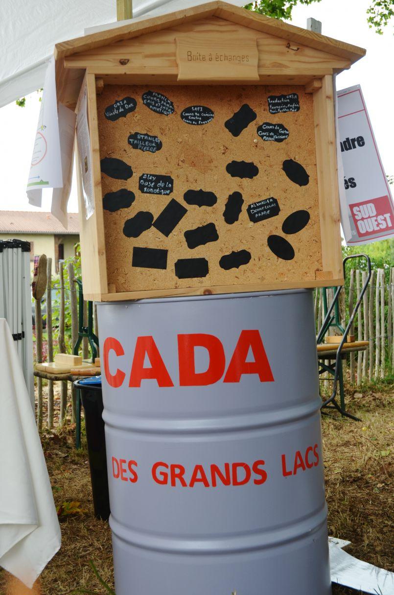 CADA des Grands Lacs : quand les Nord Landais et l'Etat tendent leurs mains...