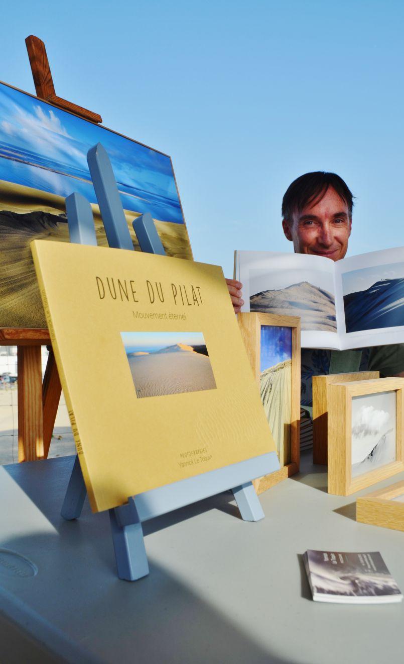 'Bibliothèque vue sur la mer' à Biscarrosse : une autre idée des vacances pour 'bronzer' son esprit...