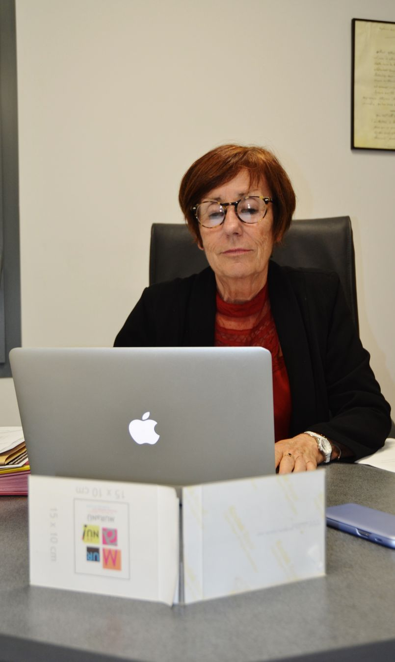 'Municipales 2020' à Gastes sur le Nord des Landes : Françoise Douste briguera en mars un nouveau mandat.