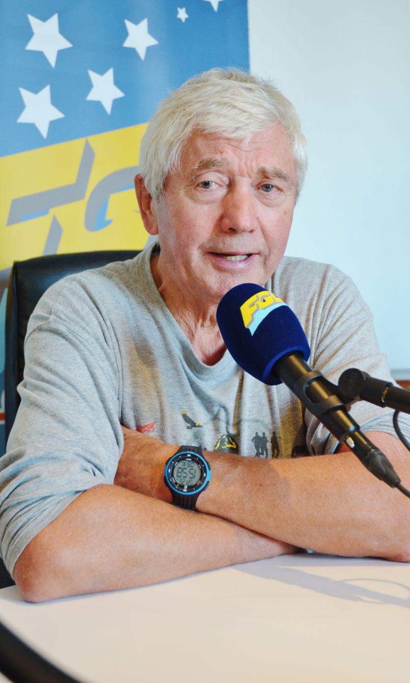 Gérard Auguste : l'Abyssinie pour terrain de 'jeu', l'Ethiopie du marathonien sanguinetois