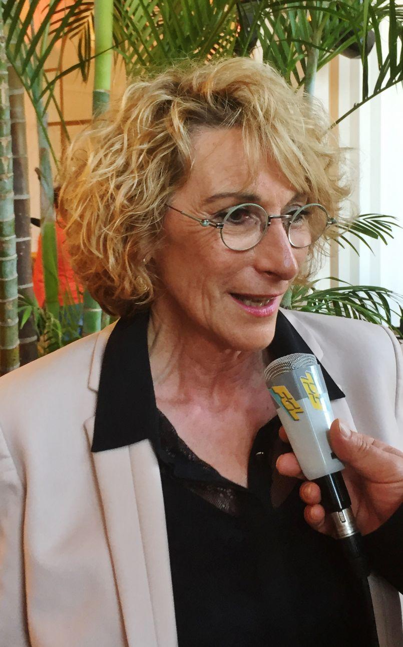 Grand Dax : pas de décision encore prise pour le maintien ou non des Fêtes de Dax. Elisabeth Bonjean soutient le thermalisme et les petites entreprises via la Région...