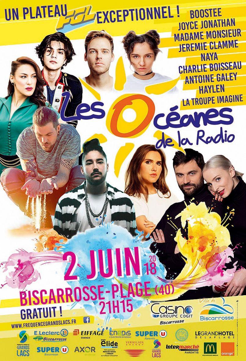 21ème Océanes de la Radio 2018