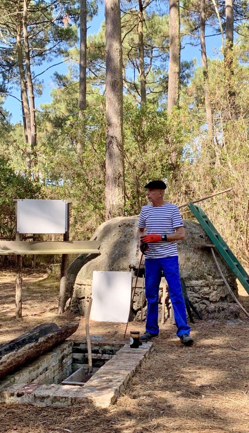 A Biscarrosse-Plage, remontez le temps avec le doux chant des cigales, sous les pins...