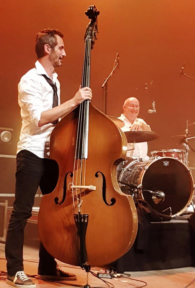 The Very Big Small Orchestra a ouvert samedi la 7ème saison de l'Arcanson Biscarrosse