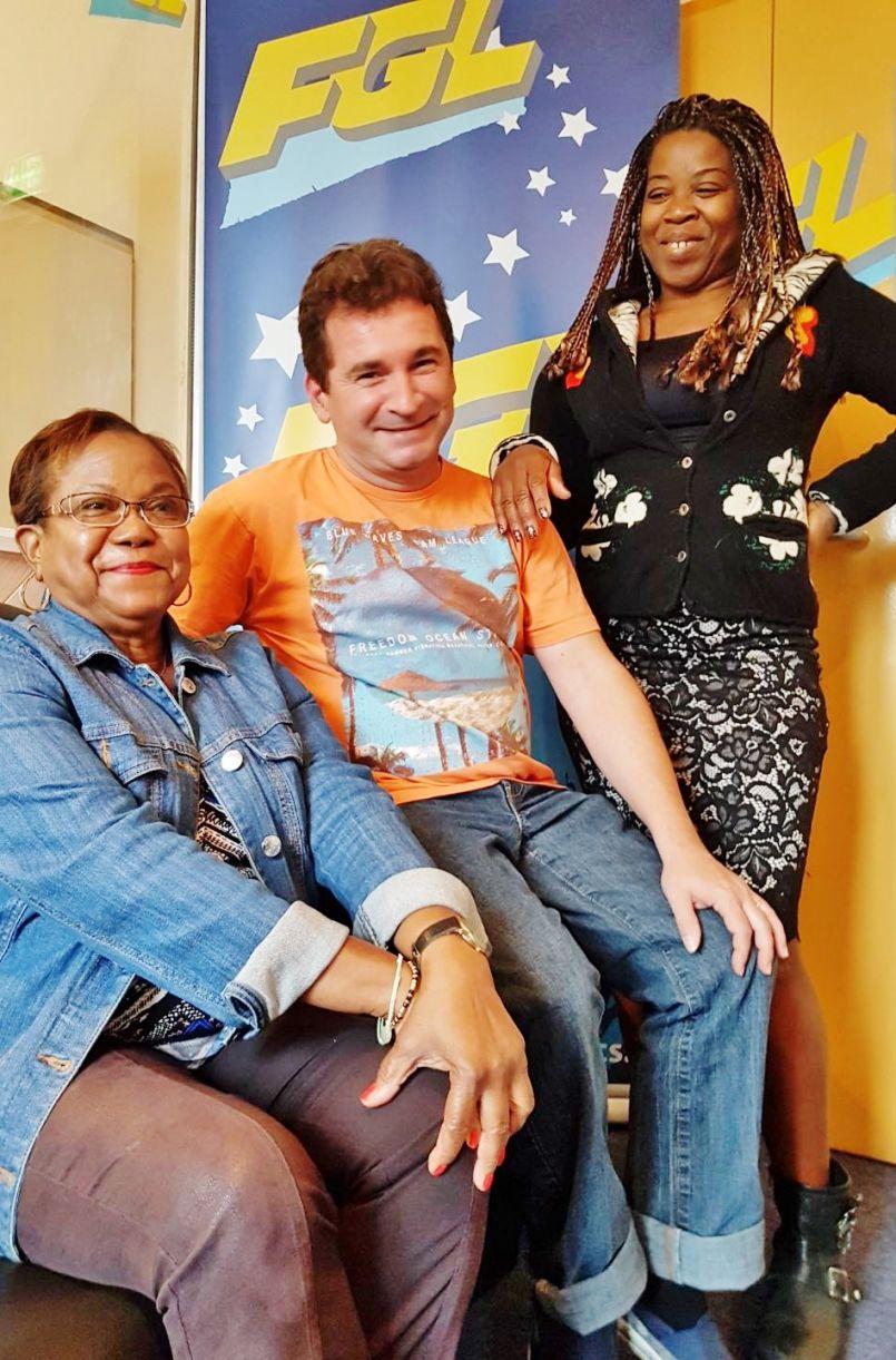 Françoise et Danièle, deux biscarrossaises sur TF1 : 'Bienvenue chez elles...'