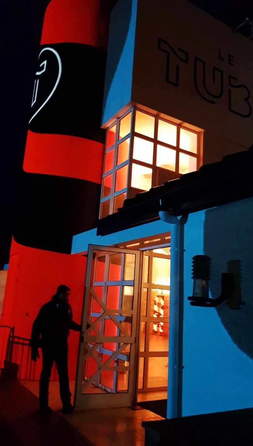 Seignosse a inauguré son 'Tube', nouvelle appellation de sa salle culturelle des Bourdaines
