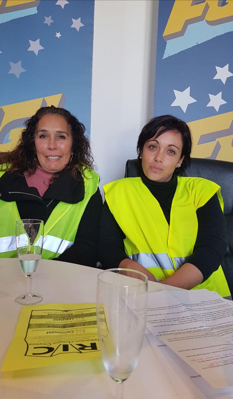 Gilets jaunes : deux invitées pour réagir à l'allocution du président. Téléthon Biscarrossais...