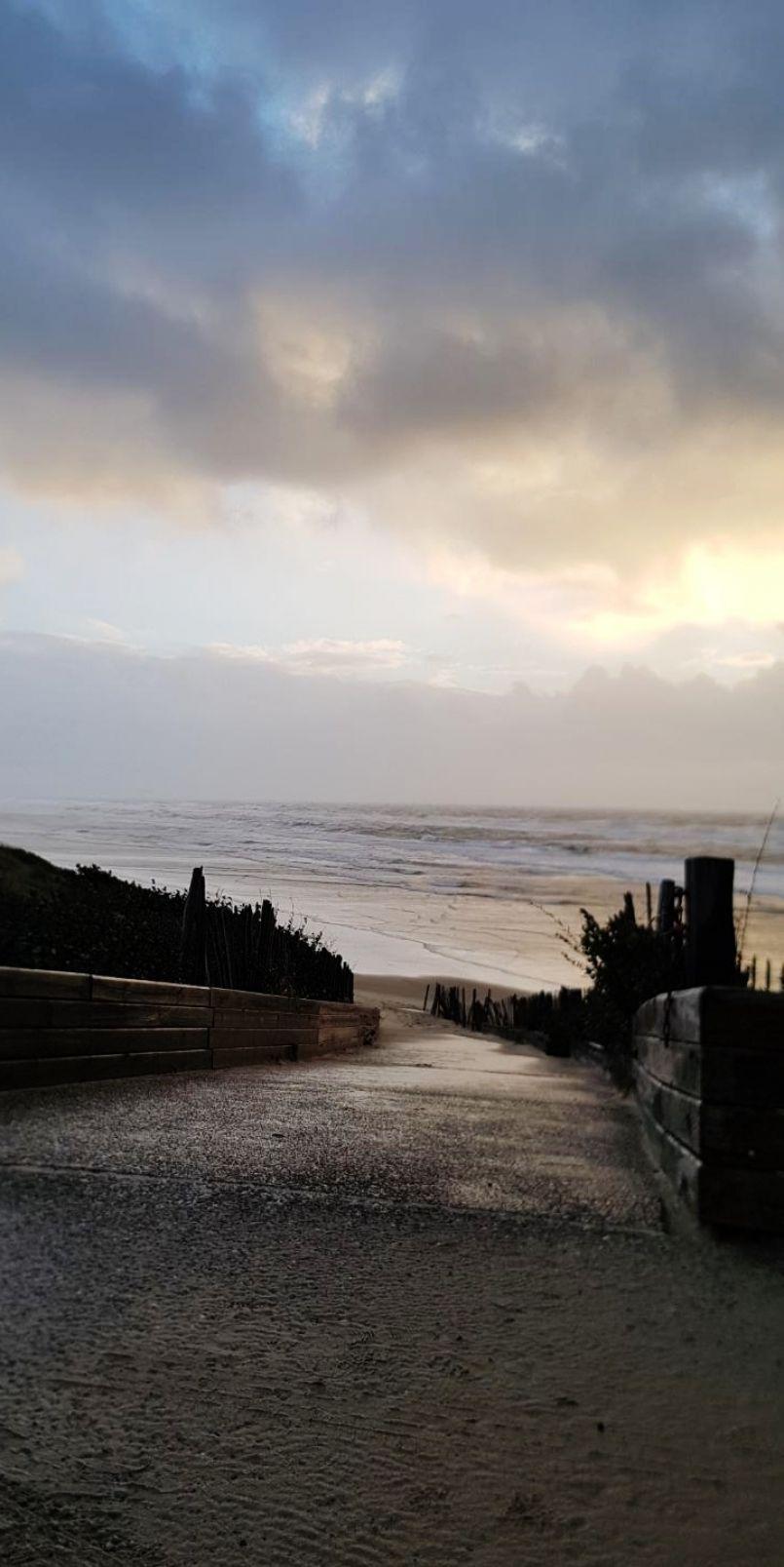 La tempête 'Gabriel' est passée par les Landes, 400 foyers privés d'électricité