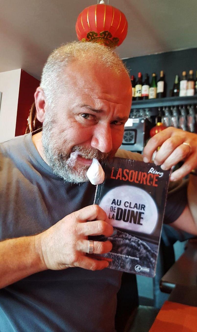 Rémy Lasource, un récidiviste en terre Biscarrossaise...'Au clair de sa dune'