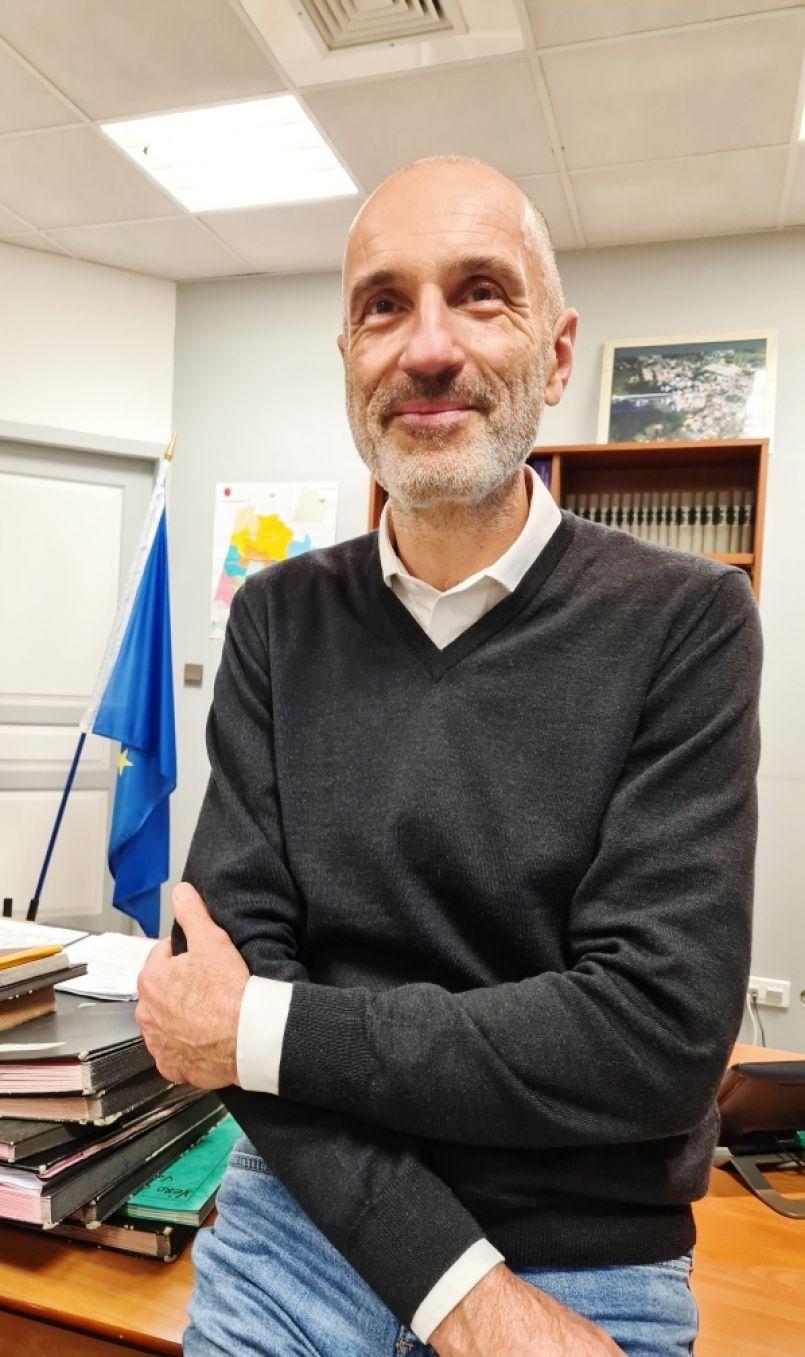 Rythmes scolaires : à Sanguinet, la consultation prône (selon le maire) la semaine à 4 jours 1/2.<br /> Interview de Christophe Labruyère sur les projets de la collectivité cette année 2021.