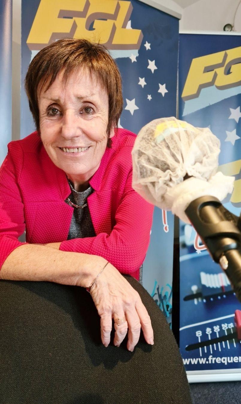 Vœux Gastais : Françoise Douste s'inquiète pour ses administrés de plus de 75 ans isolés...