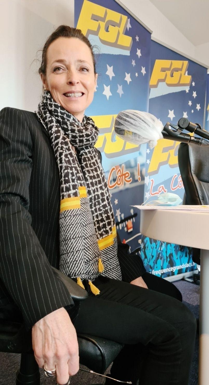 Pour la maire Hélène Larrezet, le Centre de vaccination de Biscarrosse sera opérationnel dés ce 2 février 2021, Centre Latécoère.
