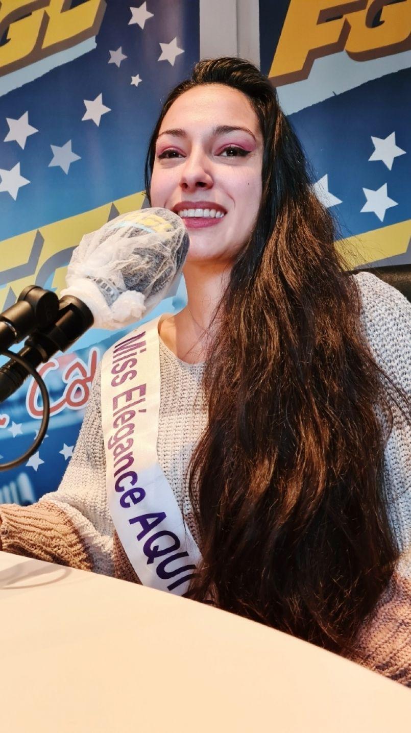 Miss Elégance France 2021 : FGL soutient la Mimizannaise Eléa-Loup Gautier, Miss Elégance Aquitaine