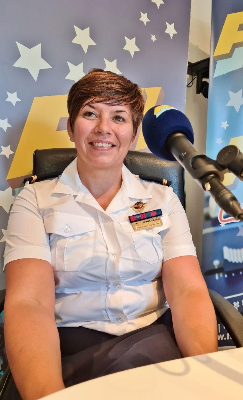 BA de Cazaux :  l'Armée de l'Air et de l'Espace recrute des aviateurs et tente de convaincre.
