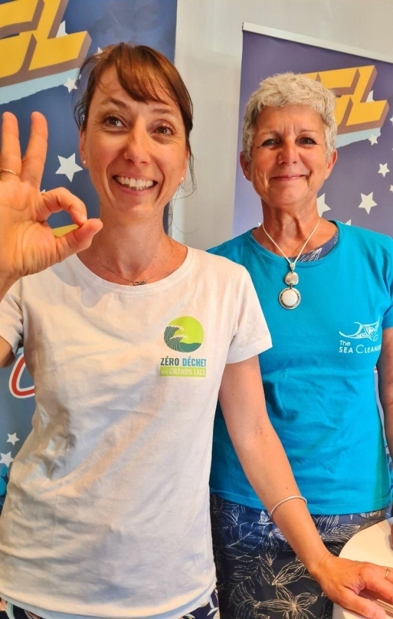 Opérations 'Nettoyons la Planète' ce 18 septembre à Biscarrosse et Sanguinet. 'Zéro Déchet des Grands Lacs' et 'Sea Cleaners' vous invite à les aider.