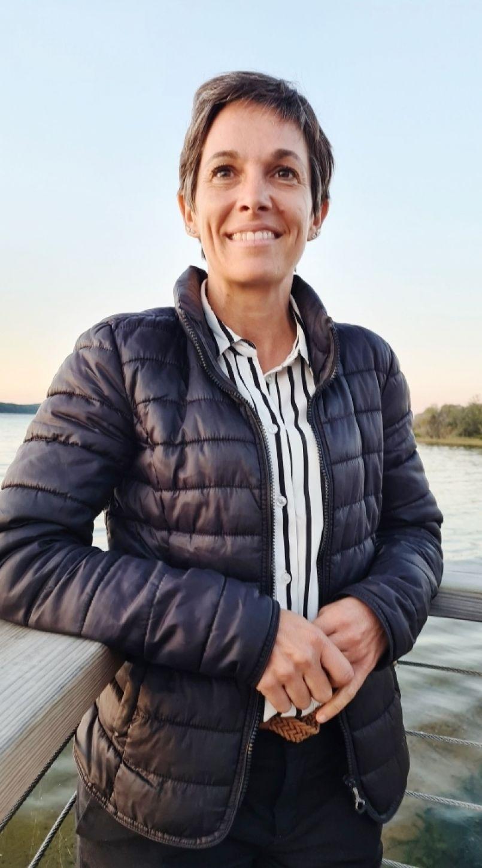 Carine Sourgen : une étoile pour Hope Team East et le Centre Hospitalier d'Arcachon