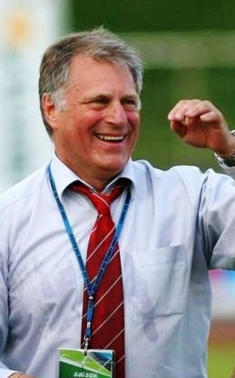 Gilbert Ponteins nouveau président de l'Us Dax Rugby